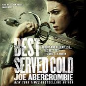 Best Served Cold by  Joe Abercrombie audiobook