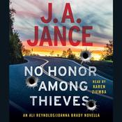 No Honor Among Thieves by  J. A. Jance audiobook