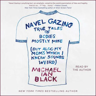 Navel Gazing by Michael Ian Black audiobook