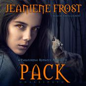 Pack by  Jeaniene Frost audiobook