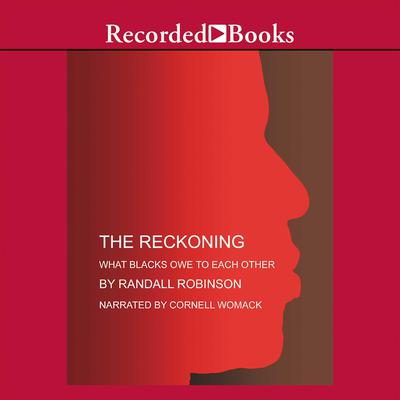 The Reckoning by Randall Robinson audiobook