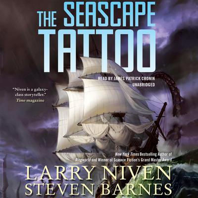 The Seascape Tattoo by Larry Niven audiobook