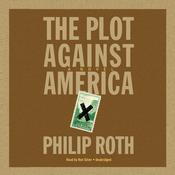 The Plot against America by  Philip Roth audiobook