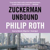 Zuckerman Unbound by  Philip Roth audiobook