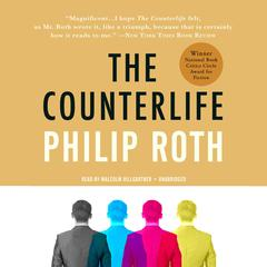 The Counterlife by Philip Roth audiobook