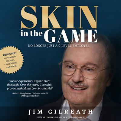 Skin in the Game by Jim Gilreath audiobook