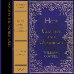 Hope by William Cowper audiobook