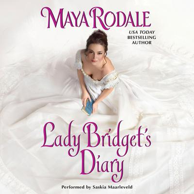 Lady Bridget's Diary by Maya Rodale audiobook
