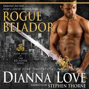 Rogue Belador by  Dianna Love audiobook