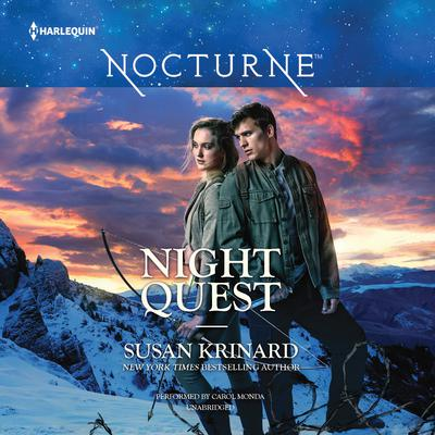 Night Quest by Susan Krinard audiobook