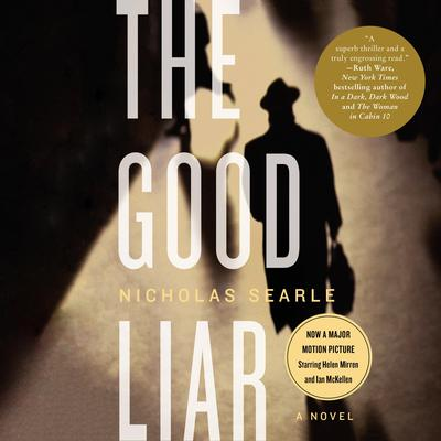 The Good Liar by Nicholas Searle audiobook