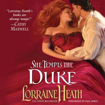 She Tempts the Duke by Lorraine Heath audiobook