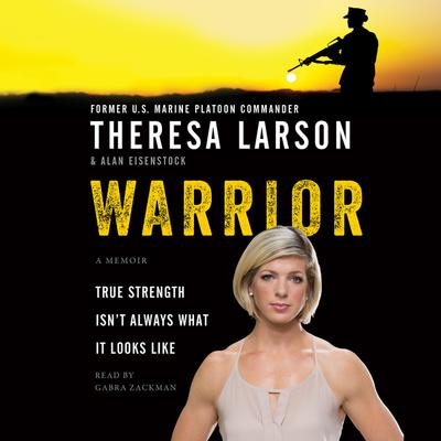 Warrior by Theresa Larson audiobook
