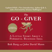 The Go-Giver by  Bob Burg audiobook
