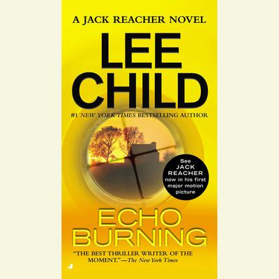 Echo Burning by Lee Child audiobook