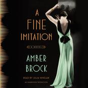 A Fine Imitation by  Amber Brock audiobook