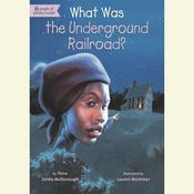What Was the Underground Railroad? by  Yona Zeldis McDonough audiobook