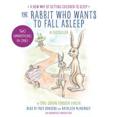 The Rabbit Who Wants to Fall Asleep by Carl-Johan Forssén Ehrlin audiobook