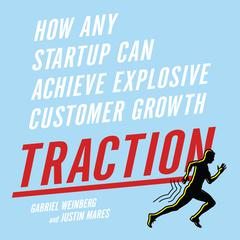 Traction by Gabriel Weinberg audiobook