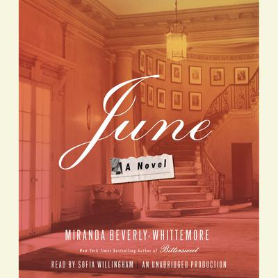 June by Miranda Beverly-Whittemore audiobook