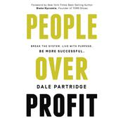 People Over Profit by  Dale Partridge audiobook