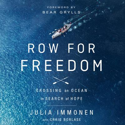 Row for Freedom by Julia Immonen audiobook