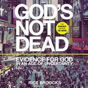 God's Not Dead by  Rice Broocks audiobook