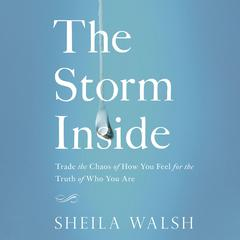 The Storm Inside by Sheila Walsh audiobook