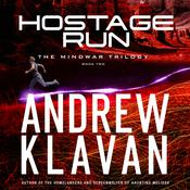 Hostage Run by  Andrew Klavan audiobook