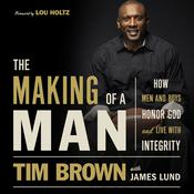 The Making of a Man by  Tim Brown audiobook