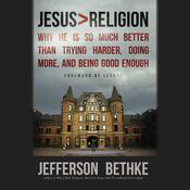 Jesus > Religion by  Jefferson Bethke audiobook