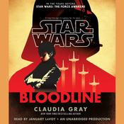 Bloodline (Star Wars) by  Claudia Gray audiobook