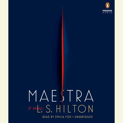 Maestra by L. S. Hilton audiobook