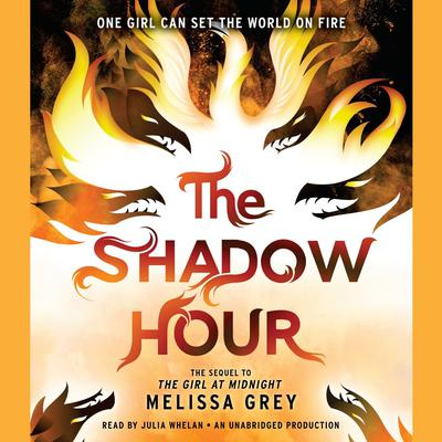 The Shadow Hour by Melissa Grey audiobook
