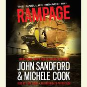 Rampage (The Singular Menace, 3) by  Michele Cook audiobook
