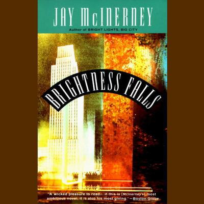 Brightness Falls by Jay McInerney audiobook