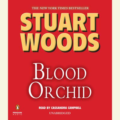 Blood Orchid by Stuart Woods audiobook