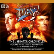 Blake's 7 - The Liberator Chronicles Volume 10 by  Andrew Smith audiobook