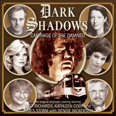 Dark Shadows - Carriage of the Damned by Alan Flanagan audiobook