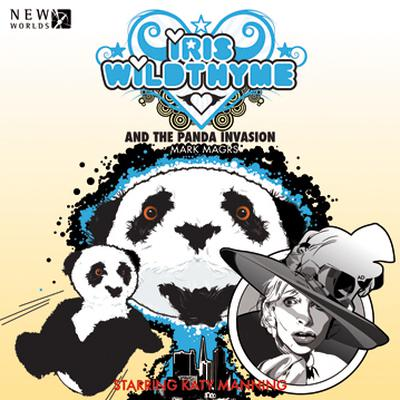Iris Wildthyme - The Panda Invasion by Mark Magrs audiobook