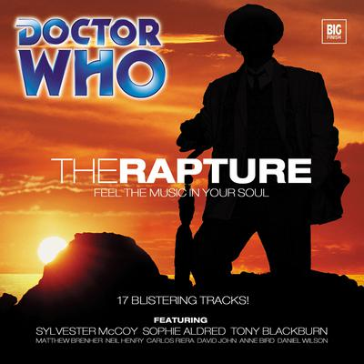 Doctor Who - The Rapture by Joseph Lidster audiobook