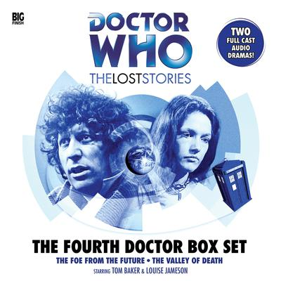 Doctor Who - The Lost Stories - The Fourth Doctor Box Set by Robert Banks Stewart audiobook