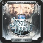 Jago & Litefoot, Series 4 by  Matthew Sweet audiobook