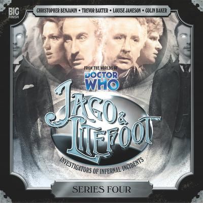 Jago & Litefoot, Series 4 by Nigel Fairs audiobook
