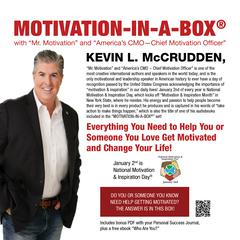Motivation-in-a-Box® by Kevin L. McCrudden audiobook