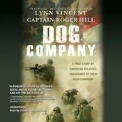 Dog Company by  Roger Hill audiobook