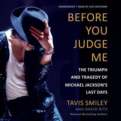 Before You Judge Me by Tavis Smiley audiobook