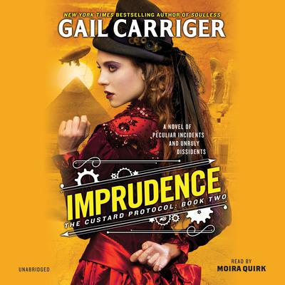 Imprudence by Gail Carriger audiobook