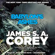 Babylon's Ashes by  James S. A. Corey audiobook