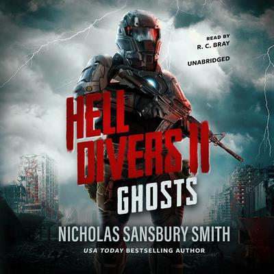Hell Divers II: Ghosts by Nicholas Sansbury Smith audiobook